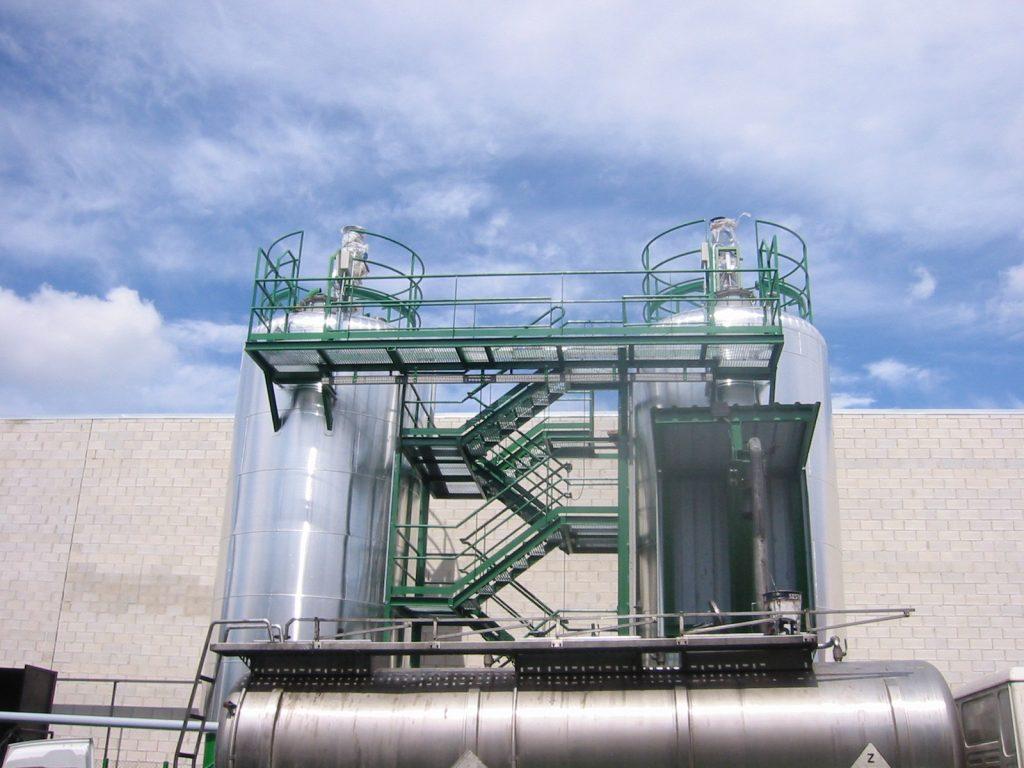 Planta de gestión de residuos2