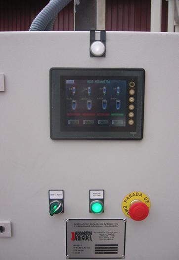 sistemas de dosificación y pesaje