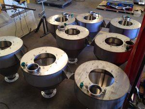 instalación transporte neumático zaragoza