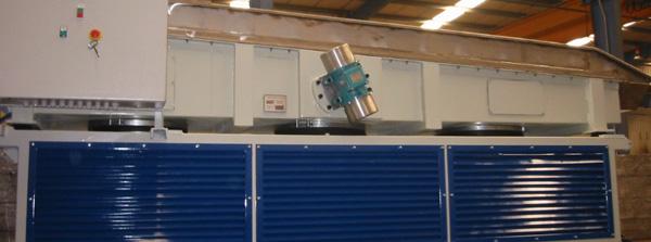 fabricación secadores industriales