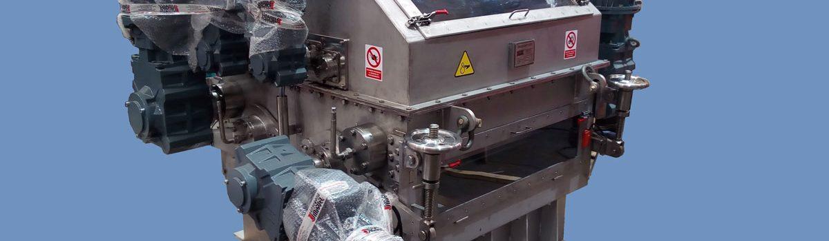fabricación molino rodillos para sal