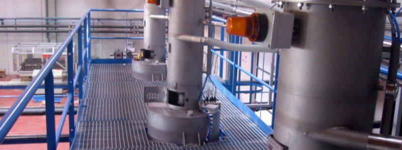 maquinaria industria química